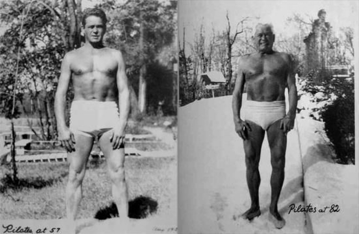 Wer war Joseph H. Pilates?